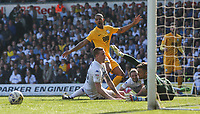 Preston North End's Jermaine Beckford pulls a late chance just wide<br /> <br /> Photographer Alex Dodd/CameraSport<br /> <br /> The EFL Sky Bet Championship - Leeds United v Preston North End - Saturday 8th April 2017 - Elland Road - Leeds<br /> <br /> World Copyright &copy; 2017 CameraSport. All rights reserved. 43 Linden Ave. Countesthorpe. Leicester. England. LE8 5PG - Tel: +44 (0) 116 277 4147 - admin@camerasport.com - www.camerasport.com