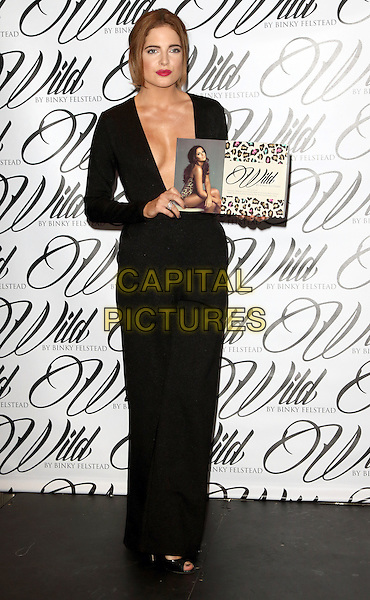 LONDON, ENGLAND - Binky Felstead launches her first fragrance &quot;WILD&quot; , at Sanctum Soho Hotel on Thursday, 5th November 2015 in London, England<br /> CAP/ROS<br /> &copy;Steve Ross/Capital Pictures