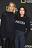 actress Poppy Delevingne  and Samantha Colley attend the National Geographic's &quot;Genius: Picasso&quot; at the unveiling of Genius: Studio Art Lab in New York City, New York, USA on April 19, 2018. <br /> <br /> photo by Robin Platzer/Twin Images<br />  <br /> phone number 212-935-0770