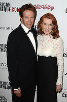 BEVERLY HILLS, CA - OCTOBER 14: Jerry Bruckheimer and Linda Bruckheimer at the 30th Annual American Cinematheque Awards Gala at The Beverly Hilton Hotel on October 14, 2016 in Beverly Hills, California. Credit: David Edwards/MediaPunch