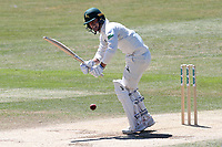 Jake Libby in batting action for Notts during Essex CCC vs Nottinghamshire CCC, Specsavers County Championship Division 1 Cricket at The Cloudfm County Ground on 22nd June 2018