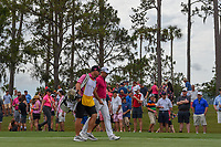 Charl Schwartzel (RSA) heads down 1 during round 4 of The Players Championship, TPC Sawgrass, at Ponte Vedra, Florida, USA. 5/13/2018.<br /> Picture: Golffile | Ken Murray<br /> <br /> <br /> All photo usage must carry mandatory copyright credit (&copy; Golffile | Ken Murray)