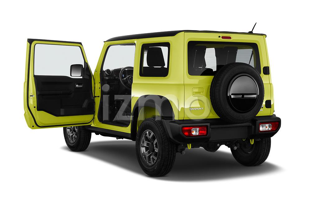 Car images of 2019 Suzuki Jimny GLX 5 Door SUV Doors