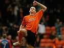 18/02/2006         Copyright Pic: James Stewart.File Name : sct_jspa01_dundee_utd_v_inverness.CHARLIE MULGREW CELEBRATES SCORING THE FIRST.Payments to :.James Stewart Photo Agency 19 Carronlea Drive, Falkirk. FK2 8DN      Vat Reg No. 607 6932 25.Office     : +44 (0)1324 570906     .Mobile   : +44 (0)7721 416997.Fax         : +44 (0)1324 570906.E-mail  :  jim@jspa.co.uk.If you require further information then contact Jim Stewart on any of the numbers above.........