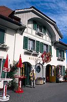 Schweiz, Bahn auf den Niesen im Berner Oberland