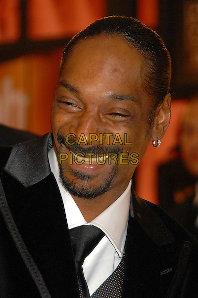 SNOOP DOGG.13th Annual Critics' Choice Awards at the Santa Monica Civic Auditorium, Santa Monica, California, USA, 7 January 2008..portrait headshot funny laughing smiling.CAP/ADM/BP.©Byron Purvis/AdMedia/Capital Pictures.