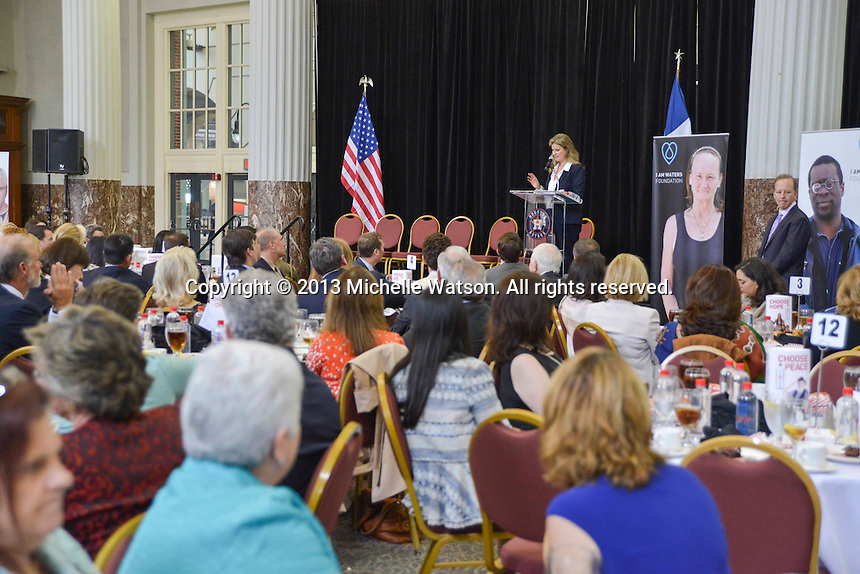 I Am Waters Luncheon at Union Station Houston