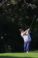 Joel Sjoholm (SWE) on the 5th fairway during Round 1 of the Challenge Tour Grand Final 2019 at Club de Golf Alcanada, Port d'Alcúdia, Mallorca, Spain on Thursday 7th November 2019.<br /> Picture:  Thos Caffrey / Golffile<br /> <br /> All photo usage must carry mandatory copyright credit (© Golffile | Thos Caffrey)