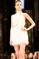 #arthearts, #nyfw, Angel Orensanz, Alexandra Bujan at  ArtHearts New York Fashion Week SS19 , moda, Runway Show