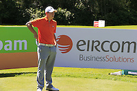 Matthew Fitzpatrick (ENG) during Wednesday's Pro-Am of the 2014 Irish Open held at Fota Island Resort, Cork, Ireland. 18th June 2014.<br /> Picture: Eoin Clarke www.golffile.ie