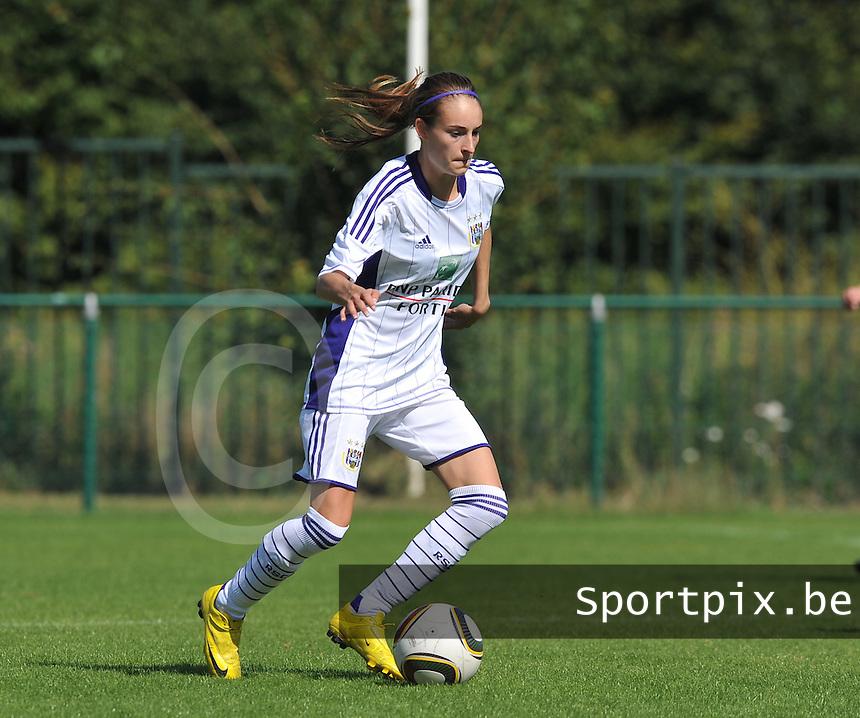 RSC Anderlecht Dames : Tessa Wullaert.foto DAVID CATRY /  Vrouwenteam.be.
