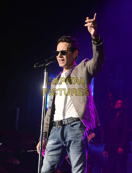 ATLANTA, GA- September 27: Marc Anthony performs on Sept. 27, 2015 at Philips Arena in Atlanta. <br /> CAP/MPI/COH<br /> &copy;COH/MPI/Capital Pictures
