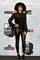 Nathalie Emmanuel<br /> MTV EMA Awards 2017 in Wembley, London, England on November 12, 2017<br /> CAP/PL<br /> &copy;Phil Loftus/Capital Pictures