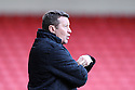 Sheffield United manager Danny Wilson.  Sheffield United v Stevenage - npower League 1 -  Bramall Lane, Sheffield - 17th November, 2012. © Kevin Coleman 2012