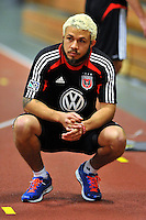 DC United Pre-Season Practice, Saturday, January 19, 2013