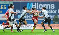 151129 Scarlets v Zebre Rugby