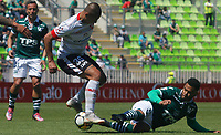Futbol 2018 1B Santiago Wanderers vs Deportes Copiapo