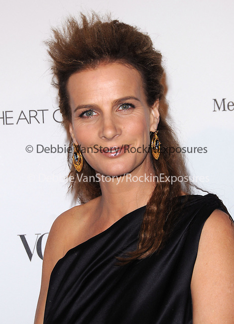 """Rachel Griffiths  attends the Art of Elysium 4th Annual Charity Gala """"Heaven"""" held at The Annenberg Building at The California Science Center in Los Angeles, California on January 15,2011                                                                               © 2010 DVS / Hollywood Press Agency"""