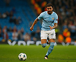 Kyle Walker of Manchester City during the Champions League Group F match at the Emirates Stadium, Manchester. Picture date: September 26th 2017. Picture credit should read: Andrew Yates/Sportimage