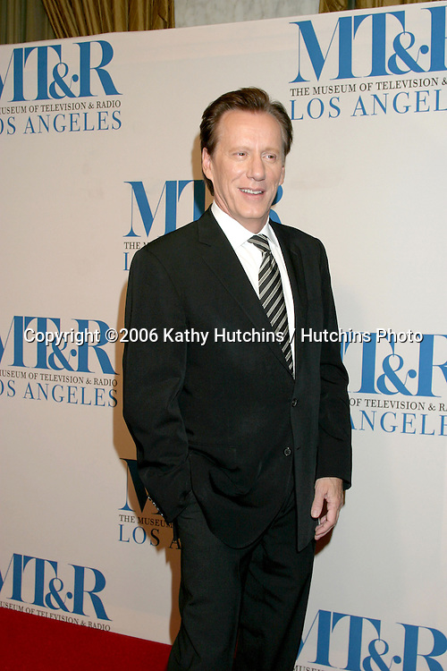 James Woods.Museum of TV & Radio Annual Gala IHO Les Moonves and Jerry Bruckheimer.Regent Beverly Wilshire Hotel.Beverly Hills, CA.October 30, 2006.©2006 Kathy Hutchins / Hutchins Photo....