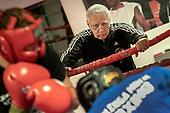 Boxing Coach Ivor de Lima