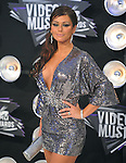 Jenni JWOWW of The Jersey Shore at The 2011 MTV Video Music Awards held at Nokia Theatre L.A. Live in Los Angeles, California on August 28,2011                                                                   Copyright 2011  DVS / Hollywood Press Agency