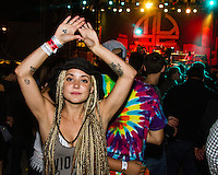 Breezy Moonchild attends the Sunset Strip Music Festival 2014 - Los Angeles, CA on September 20-21, 2014 (Photo by Dave Rosenblum/ Guest of a Guest)
