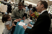 David Zyla - Find Your Magic event at Macy's Ross Park Mall in Pittsburgh, Pennsylvania. ..(Jared Wickerham/Wick Photography).