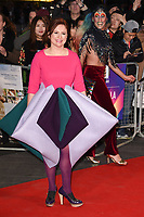 Claire Stewart<br /> arriving for the London Film Festival 2017 screening of &quot;Breathe&quot; at the Odeon Leicester Square, London<br /> <br /> <br /> &copy;Ash Knotek  D3318  04/10/2017