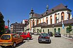 Kości&oacute;ł św. Marii Magdaleny, Sanktuarium Matki Bożej Cieszyńskiej, Polska<br /> Church of St. Mary Magdalene, Sanctuary of Our Lady of Cieszyn, Poland