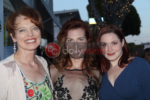 Nancy Frederick, Tanna Frederick, Stephanie Fredricks<br />