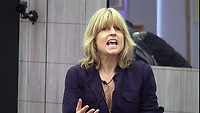 Rachel Johnson <br /> Celebrity Big Brother 2018 - Day 8<br /> *Editorial Use Only*<br /> CAP/KFS<br /> Image supplied by Capital Pictures