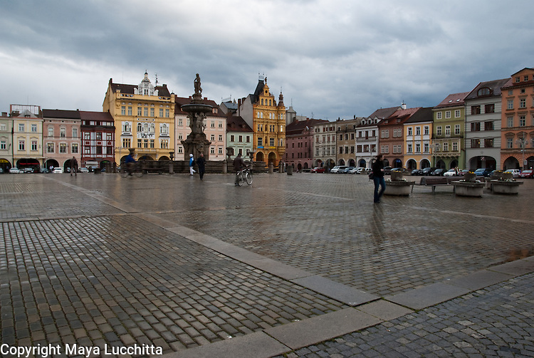 Ceske Budejovice, Czech Republic
