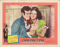Scrooge (1951)<br /> (A Christmas Carol)<br /> Lobby card with Rona Anderson &amp; George Cole<br /> *Filmstill - Editorial Use Only*<br /> CAP/KFS<br /> Image supplied by Capital Pictures