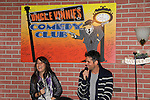 General Hospital - Kimberly McCullough and Jason Thompson joined fans at Uncle Vinnie's Comedy Club in Point Pleasant, New Jersey on Novermber 14, 2010 for fun, questions. photos and autographs. (Photo by Sue Coflin/Max Photos)