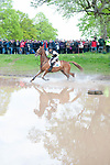 Badminton, Gloucestershire, United Kingdom, 4th May 2019, Sam Griffiths riding Billy Liffy during the Cross Country Phase of the 2019 Mitsubishi Motors Badminton Horse Trials, Credit:Jonathan Clarke/JPC Images