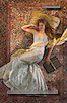 CHILDREN, KINDER, NIÑOS, paintings+++++,USLGSKPROV16,#K#, EVERYDAY ,Sandra Kock, victorian ,angels