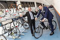Nottingham Railway Station Cycle Hub