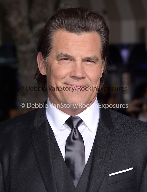 Josh Brolin attends The Universal Pictures Hail,Caesar! World Premiere held at The Regency Village Theatre in Westwood, California on February 01,2016                                                                               © 2016 Hollywood Press Agency