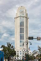 Orange County Courthouse in downtown Orlando, Florida, USA