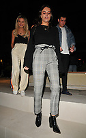 Georgia Toffolo and Emily Blackwell and Sam Prince at the Bluebird Cafe launch party, Bluebird Cafe, Television Centre White City, Wood Lane, London, England, UK, on Tuesday 10 April 2018.<br /> CAP/CAN<br /> &copy;CAN/Capital Pictures