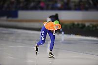 SCHAATSEN: CALGARY: Olympic Oval, 08-11-2013, Essent ISU World Cup, 3000m, Ireen Wüst (NED), ©foto Martin de Jong