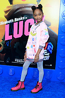 """LOS ANGELES - FEB 2:  Lay Lay at """"The Lego Movie 2: The Second Part"""" Premiere at the Village Theater on February 2, 2019 in Westwood, CA"""