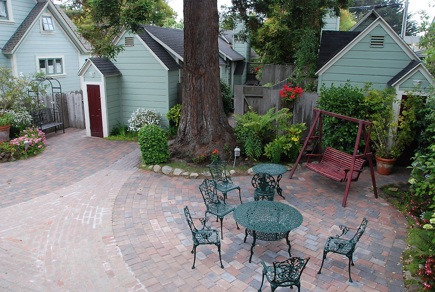 Pacific Grove bed and breakfast, California