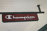 Champion Outlet store is pictured in Tanger Outlets in Sevierville,  Tennessee Thursday March 20, 2014.