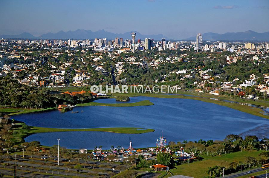 Parque Barigui em Curitiba. Paraná. 2007. Foto de Zig Koch.