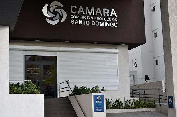 C&aacute;mara Comercio y Producci&oacute;n de Santo Domingo.<br /> Ariel D&iacute;az-Alejo/acento.com.do.<br /> 17/09/2013.