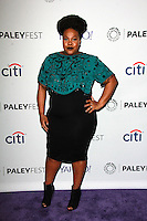 """Amber Riley<br /> at """"Glee"""" At PaleyFEST 2015, Dolby Theater, Hollywood, CA 03-13-15<br /> Dave Edwards/DailyCeleb.com 818-249-4998"""