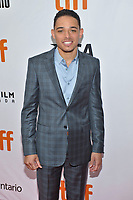 09 September 2018 - Toronto, Ontario, Canada -  Anthony Ramos. &quot;A Star Is Born'&quot; premiere during 2018 Toronto International Film Festival at Roy Thomson Hall. <br /> CAP/ADM/BPC<br /> &copy;BPC/ADM/Capital Pictures