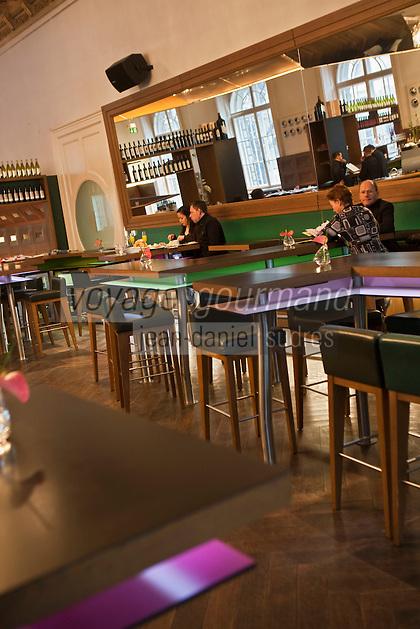 Europe/Autriche/Niederösterreich/Vienne: Restaurant:  Osterreicher im MAK au Musée des Arts appliqués